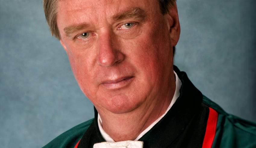 Correctional Services (JICS) Inspecting Judge Johann van der Westhuizen