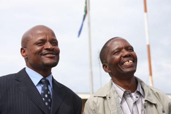 Fusi And Tshokolo Mokoena