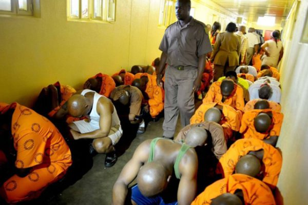 Inside A South African Prison