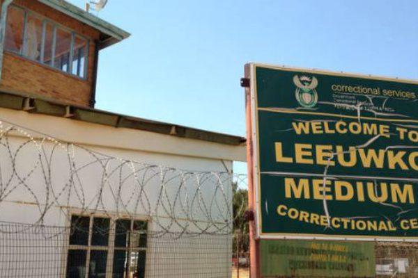 Leeuwkop Prison Pic