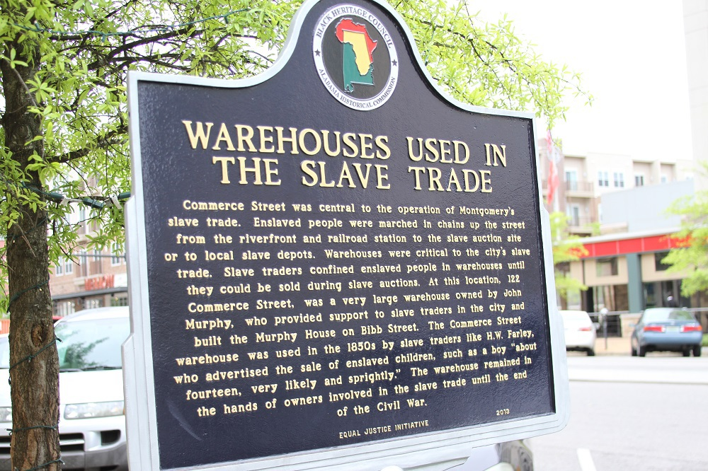 Warehouses Used in the Slave Trade